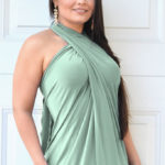 Love U Designs - Convertible Dress - Mint