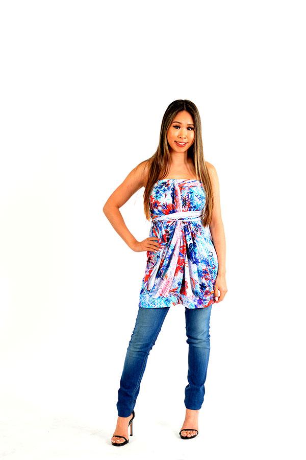 summer lace wrap dress