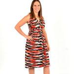 tigress convertible wrap dress