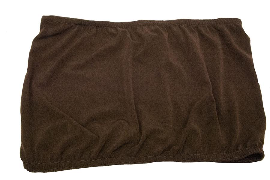 brown tube tops