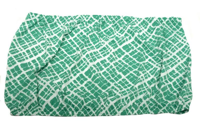 emerald squares tube tops