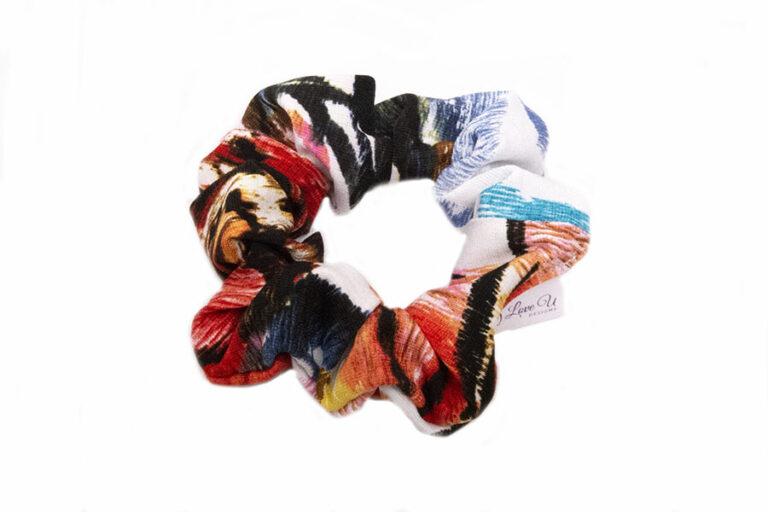 flora scrunchies