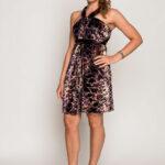 Fierce Sarong Wrap Dress
